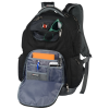 """View Extra Image 2 of 4 of Wenger Odyssey Pro-Check 17"""" Laptop Backpack - Embroidered"""