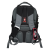 "View Extra Image 4 of 5 of Wenger Outlook 17"" Laptop Backpack - Embroidered"