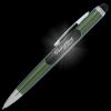 View Extra Image 1 of 5 of Mimic Chameleon Light-Up Logo Stylus Twist Metal Pen