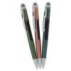 View Extra Image 2 of 5 of Mimic Chameleon Light-Up Logo Stylus Twist Metal Pen