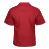 View Extra Image 2 of 2 of Stain Resist Poplin Camp Shirt - Men's