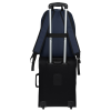 View Extra Image 3 of 4 of 4imprint 15 inches Laptop Backpack - Embroidered