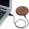 View Extra Image 2 of 4 of Bora Wooden Wireless Charging Pad