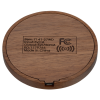 View Extra Image 4 of 4 of Bora Wooden Wireless Charging Pad