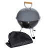 View Extra Image 1 of 4 of Coleman Party Ball Charcoal Grill with Cover
