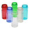 View Extra Image 1 of 2 of Shoreline Water Bottle - 20 oz. - Translucent