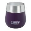 View Extra Image 1 of 2 of Coleman Claret Vacuum Wine Tumbler - 13 oz.
