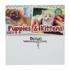 View Extra Image 2 of 4 of Puppies & Kittens Desk Calendar