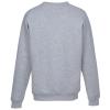 View Extra Image 1 of 2 of Euro Spun Vintage Crew Sweatshirt - Embroidered