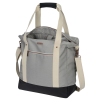 View Extra Image 1 of 3 of Cutter & Buck Cotton Laptop Tote - Embroidered