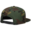 View Extra Image 1 of 1 of Yupoong Premium Classic Snapback Cap
