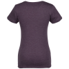 View Image 2 of 3 of American Apparel Blend T-Shirt - Ladies'  - Colours - Screen