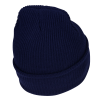 View Extra Image 1 of 3 of Rib Knit Cuffed Beanie