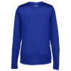 View Image 2 of 3 of Under Armour LS 2.0 Locker Tee - Ladies' - Embroidered