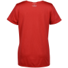 View Image 2 of 3 of Under Armour 2.0 Locker Tee - Ladies' - Embroidered