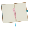 View Image 3 of 5 of Recycled Paper Cover Notebook