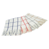 View Extra Image 1 of 1 of Charleston Fringed Throw Blanket