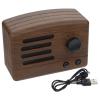 View Extra Image 1 of 4 of Vintage Wood Grain Bluetooth Speaker