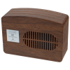 View Extra Image 3 of 4 of Vintage Wood Grain Bluetooth Speaker