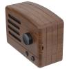 View Extra Image 4 of 4 of Vintage Wood Grain Bluetooth Speaker