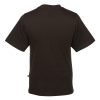 View Extra Image 1 of 2 of Heavyweight Ringspun Cotton T-Shirt - Embroidered