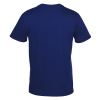 View Extra Image 2 of 2 of Lacoste Cotton V-Neck  T-Shirt - Men's