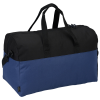 View Extra Image 2 of 3 of Ombre Zip Accent Duffel - Embroidered
