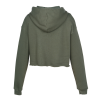 View Extra Image 1 of 1 of Bella+Canvas Cropped Hoodie - Ladies'