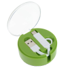 View Extra Image 1 of 5 of Retractable Duo Charging Cable with Screen Cleaner