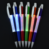View Extra Image 1 of 6 of Starlight Light-Up Logo Stylus Twist Pen