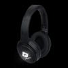 View Extra Image 1 of 5 of Harlow Light-Up Logo Bluetooth Headphones