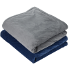 View Extra Image 1 of 2 of Field and Co. Corduroy Sherpa Blanket