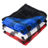 View Extra Image 1 of 2 of Field & Co. Buffalo Plaid Sherpa Blanket