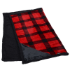 View Extra Image 2 of 2 of Field & Co. Buffalo Plaid Sherpa Blanket