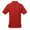 View Extra Image 1 of 2 of Lacoste Cotton Pique Polo - Men's