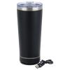 View Extra Image 1 of 6 of Bluetooth Speaker Vacuum Tumbler - 18 oz.