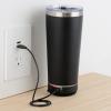 View Extra Image 6 of 6 of Bluetooth Speaker Vacuum Tumbler - 18 oz.