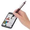 View Extra Image 2 of 4 of Allister Soft Touch Stylus Metal Pen