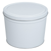 View Extra Image 1 of 1 of Butter Popcorn Tin - 2 Gallon