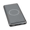 View Extra Image 2 of 3 of Light-Up Logo Qi Wireless Power Bank - 10,000 mAh
