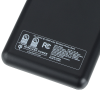 View Extra Image 3 of 3 of Light-Up Logo Qi Wireless Power Bank - 10,000 mAh