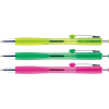 View Extra Image 1 of 1 of Challis Translucent Pen - Black Ink - Closeout
