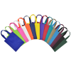 """View Extra Image 1 of 1 of Spree Shopping Tote - 10"""" x 8"""""""