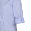 View Extra Image 1 of 3 of Untucked Striped Poplin Shirt - Ladies'
