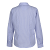 View Extra Image 2 of 3 of Untucked Striped Poplin Shirt - Ladies'