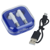 View Image 7 of 8 of Melody True Wireless Ear Buds with Charging Case