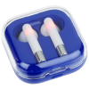 View Image 8 of 8 of Melody True Wireless Ear Buds with Charging Case