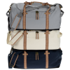 View Extra Image 1 of 4 of Kapston San Marco Duffel - Embroidered