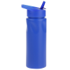View Extra Image 1 of 3 of Cycle Bottle with Flip Straw Lid - 22 oz.