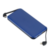 View Image 3 of 8 of Power Bank with Duo Charging Cable - 10,000 mAh